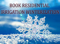 Book for irrigation winterization / fall sprinkler blow outs